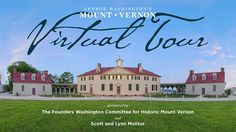 Explore the Mount Vernon Mansion, Estate, Gardens, Gristmill, Distillery and Library through beautiful 360 degree panoramic photography.  The second best way to see Mount Vernon.