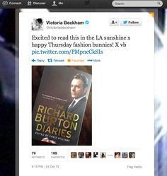 Xmas reading day 10: Guess who's reading 'The Richard Burton Diaries'! Join the jet set and get your copy now in time for Christmas. http://yalebooks.co.uk/display.asp?K=9780300197280