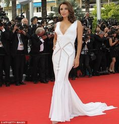 Perfect fit - Eva Longoria in Pucci