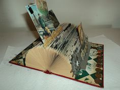 Altered from Book to Rolodex