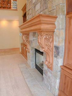 1000 images about wood mantles fireplace surrounds on. Black Bedroom Furniture Sets. Home Design Ideas