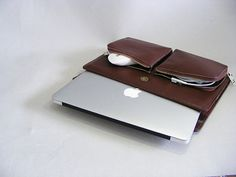 Mac book Pro and Macbook Pro with Retina Laptop by leathercase, $138.00
