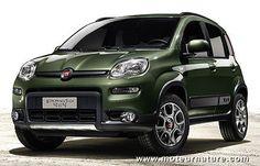 Fiat Panda 4x4, la plus écolo des tout-terrain - Moteurnature.com