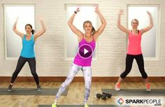 Exercise, Cooking, and Healthy Living Videos Danette May, Chair Exercises, Spark People, Healthier You, Full Body, Chair Workout, Healthy Living, Health Fitness, Fat