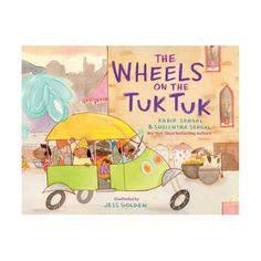Buy The Wheels on the Tuk Tuk by Kabir Sehgal at Mighty Ape NZ. From the mother-son duo behind the New York Times bestselling A Bucket of Blessings comes a zany picture book about a wild ride on a tuk tuk taxi in I. Wheels On The Bus, Classic Songs, Old Love, Adventures In Wonderland, Children With Autism, Autistic Kids, Read Aloud, Nursery Rhymes, Bedtime