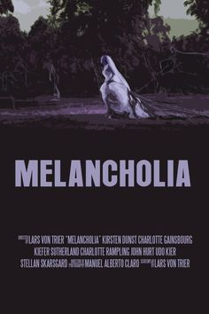 Lars Von Trier, Melancholia. Recently discovered this movie. One example of my obsession with dreamy, emotional, visually stunning movies.