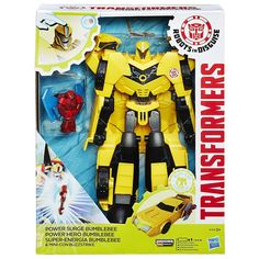 Transformers robots in #disguise power #surge bumblebee & #buzzstrike brand new, View more on the LINK: http://www.zeppy.io/product/gb/2/371838063740/