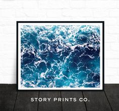 Ocean Waves – Large Wall Art. Instant download, various sizes included. Note: This listing is a digital download only, no frame or physical product will be shipped. ********FILES YOULL RECEIVE******** 1. Instructions / Guide 2. 24 x 36 / 20 x 30 / 16 x 24 / 12 x 18 / 8 x 12 / 4 x 6 – file for printing 3. 50cm x 70cm – file for printing 4. A2 / A3 / A4 / A5 / 5x7 – file for printing 5. 16 x 20 / 8 x 10 – file for printing All files are high-resolution 300dpi JPGs. After checkout you will…