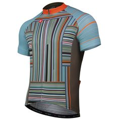 """Incognito"" Cycling Jersey Men's - Artist Series by Mark Beresniewicz"