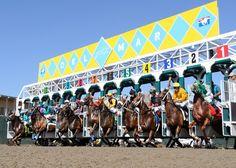 Del Mar Race Track   San Diego, CA