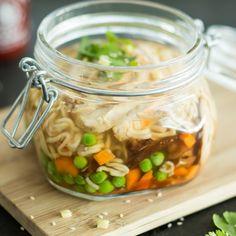 DIY-Instant-Nudelsuppe – Der Guide zum gesunden, schnellen Snack
