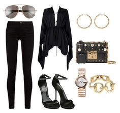 """""""Untitled #259"""" by alisya97 ❤ liked on Polyvore featuring Gucci and Tom Ford"""
