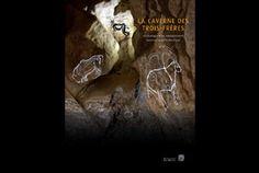 LES TROIS-FRERES - Ariège - une grotte ornée unique au monde - la monographie vient de paraître en tirage limité : à ne manquer sous aucun prétexte !!