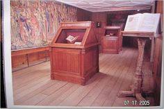 Anne Boleyn's Books of Hours Room, Hever Castle