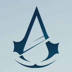 Assassin's Creed unity - Redbubble T-shirt Assassins Creed Tattoo, Assassins Creed Black Flag, Assassins Creed Unity, Assesin Creed, All Assassin's Creed, Unity Logo, Assassin's Creed Black, Connor Kenway, Tattoos
