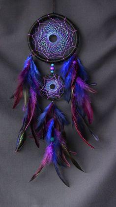 dream catcher dreamcatcher blue dreamcatcher by ElizaDreamCatchers