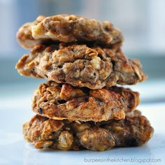 chai spiced banana oat cookie...  I MUST TRY THESE!