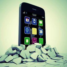 Artículo. Las nuevas generaciones de smartphone, el incremento de su tamaño y las nuevas apps desbancarán a la tablet y al PC en un futuro no muy lejano. Gestionar tu negocio online a través de tu smartphone te permite total libertad. www.carlosybarbara.com #emprendedores #internetmarketer #trabajo #online #marketingonline