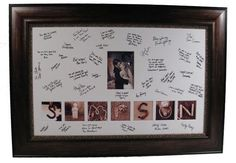 photo guest book ideas - Google Search