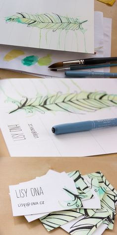 How to make creative Business cards