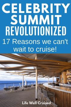 Cruising on the Revolutionized Celebrity Summit? Here's all the info you need to know about the ship updates, as well as the Celebrity Summit favorite features! Celebrity Summit, Celebrity Cruises, Italy Vacation, Cruise Vacation, Luxury Cruise Lines, Cruise Packing Tips, Hawaiian Cruises, Cruise Ship Reviews, Cruise Planners