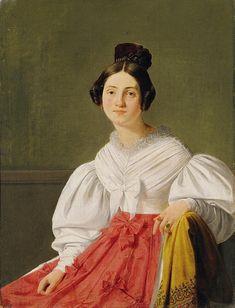Henriette Thyberg - Jørgen Roed, 1833
