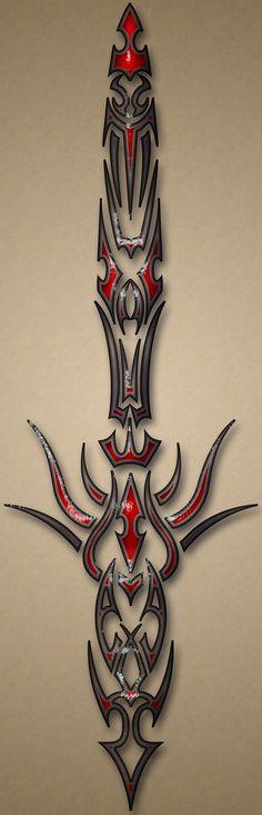 biohazard tribal tattoo designs designs interfaces tattoo design 2009 2013 blakewise. Black Bedroom Furniture Sets. Home Design Ideas