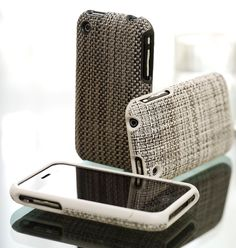 If I had an iphone, I would get this beautiful Chilewich case.