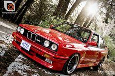 E30 M3.