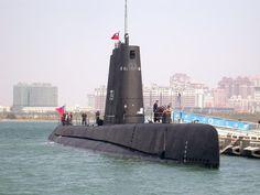 Guppy-class subs under major renovation: Kao