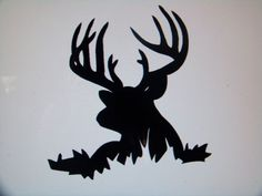 Whitetail Hunting Decal by momzetsy on Etsy Whitetail Hunting, Quail Hunting, Deer Hunting Tips, Turkey Hunting, Archery Hunting, Hunting Dogs, The Hunting Ground, Hunting Decal, Dog Spay