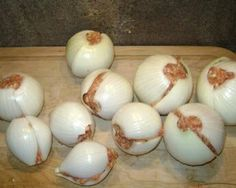 Onion bombs for the bbq or campfire! Roasted onions are so good! Thanks for posting, Zeke Corder.