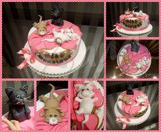 kitten CAKES   Cat cakes