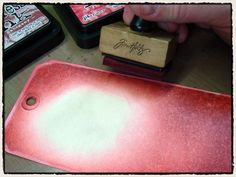 12 tags of christmas…day 5 | Tim Holtz