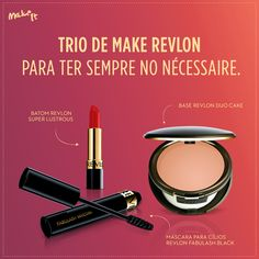 No Make It: Trio de beleza
