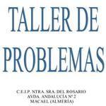 Taller de Problemas de matematicas para Primaria