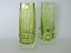 Rune Strand Sea Kosta Sweden Studio Glass handmade by Vintageplaza