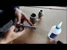 Как установить ремонтный комплект уплотнений на окрасочный аппарат HYVST...