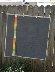Modern Paintbox Quilt