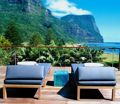 Escape the city and be captivated by the natural beauty of the unspoilt Lord Howe Island at luxurious Capella Lodge. http://lordhowe.com/lodge/