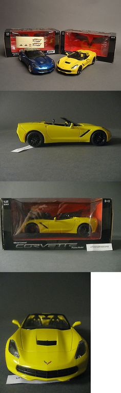 Promo 2592: C7 C-7 2015 Corvette Convertible 2014 Coupe With Indy 500 Pace Car Stickers Cars -> BUY IT NOW ONLY: $65 on eBay!