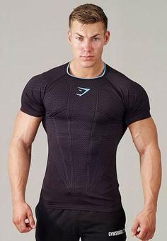 Gymshark Onyx Seamless T-Shirt - Black