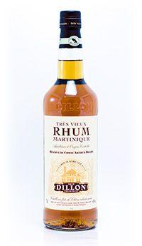 Dillon Rhum Très Vieux
