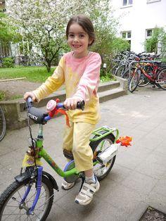Pimpt euer Fahrrad! Lasst es klingen wie ein echtes Moped! Alle werden staunen! Hohe Vatertag-Eignung für Spritztouren! Er rattert und knattert und macht Spaaaaaaaaß!