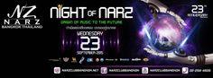 Night of Narz at NARZ Bangkok #NARCISSUS, #NarzClub, #NightOfNarz #bangkoktoday - http://bangkok.today/events/night-of-narz-at-narz-bangkok/