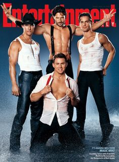 Magic Mike...June 29th... LADIE'S NIGHT OUT!!!