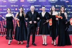 """Knez on the Red Carpet: """"It gives me strength to have my daughter on stage with me"""""""