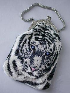 Pretty  beaded purse