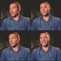 Jai Courtney in an interview for the movie A Good Day To Die Hard
