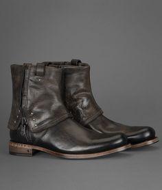 Brixton Pullover Boot   John Varvatos